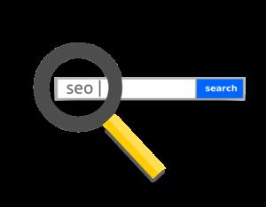 pesquisa do termo seo em um buscador online